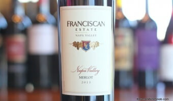 Franciscan Estate Napa Valley Merlot – Magnificent Merlot