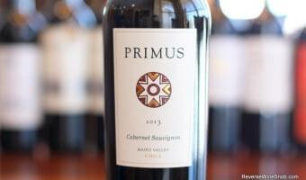 Primus Cabernet Sauvignon – Primo!