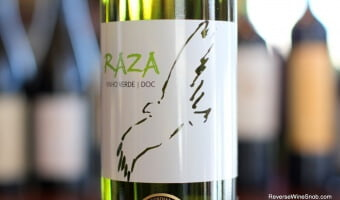 Quinta Da Raza Vinho Verde - A Lip Smacking Good Time
