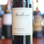 Steelhead Vineyards North Coast Red - A Berry Bomb