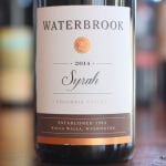 Waterbrook Syrah - Solidly Satisfying!