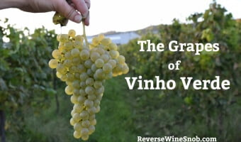 The Grapes of Vinho Verde - Alvarinho and Loureiro