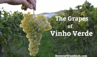 The Grapes of Vinho Verde - Alvarinho and Loureiro