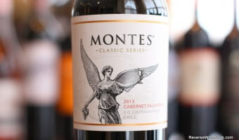 Montes Classic Series Cabernet Sauvignon – An Easy Pick