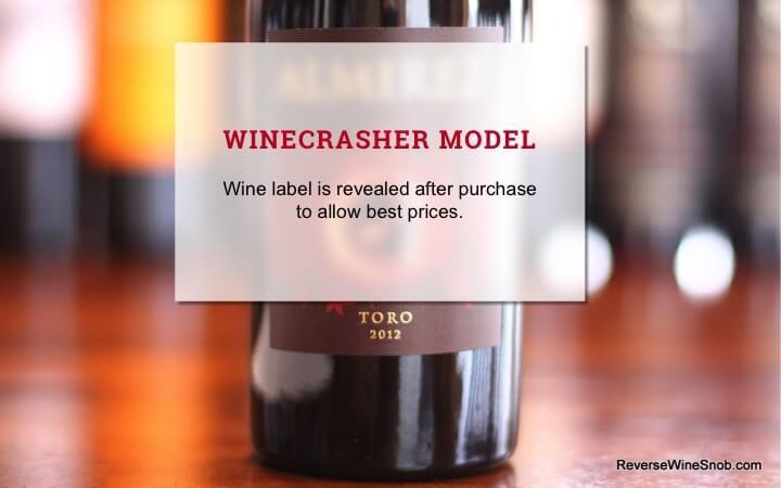 Toro Tempranillo from Winecrasher - A Rare Treat
