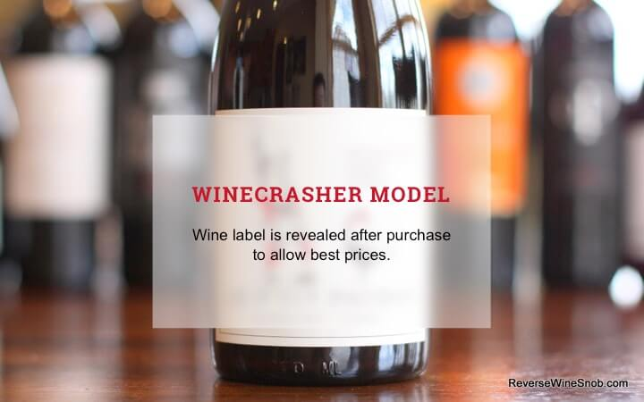 California Coast Rhone Blend From Winecrasher - Authentically Good