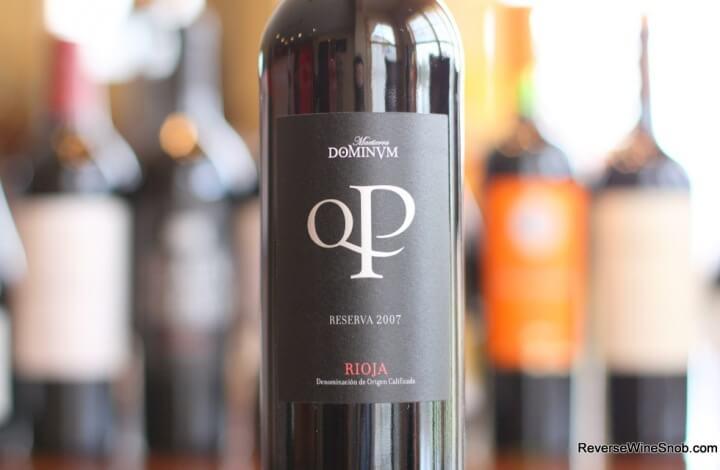Maetierra Dominum QP Quatro Pagos Reserva Rioja - Quadruply Good