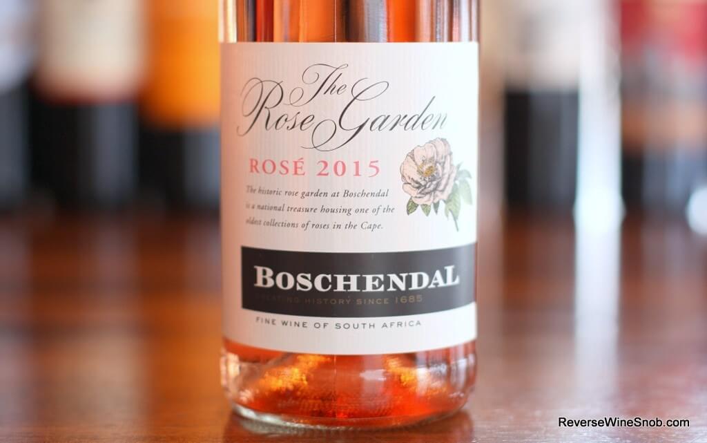 Boschendal The Rose Garden Rosé - Make Mom Smile