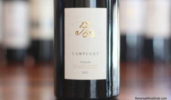 Campuget 1753 Syrah - A Surefire Syrah