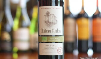 Chateau Coulon Corbieres Rouge – On The Sophisticated Side