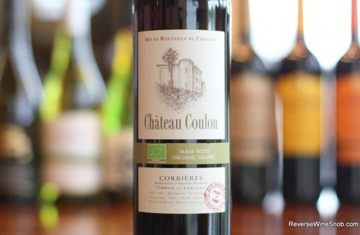 Chateau Coulon Corbieres Rouge - On The Sophisticated Side