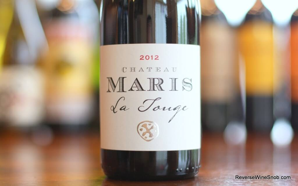 Chateau Maris La Touge Syrah - Meaty Goodness
