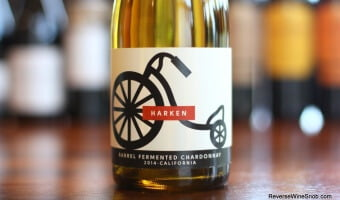 Harken Barrel Fermented Chardonnay – Deliciousness is Calling
