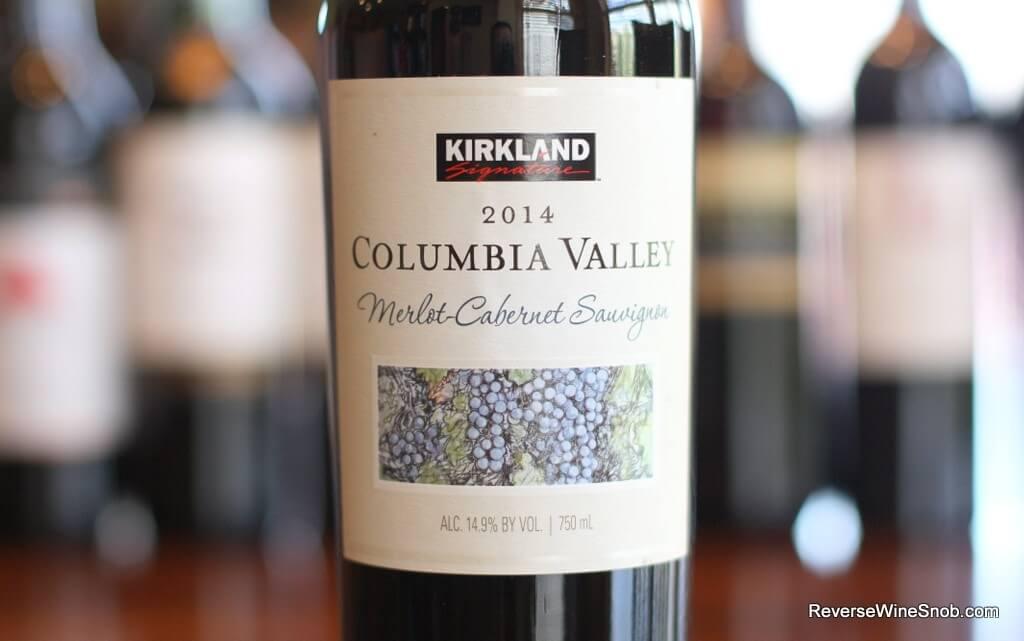 Kirkland Signature Columbia Valley Merlot-Cabernet Sauvignon - A Keeper
