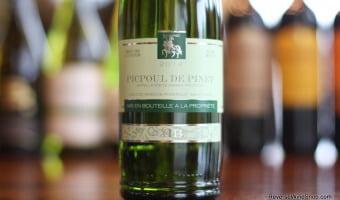 Les Costieres de Pomerols Picpoul de Pinet - The Value Variety