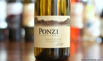 Ponzi Pinot Blanc – The Third Pinot