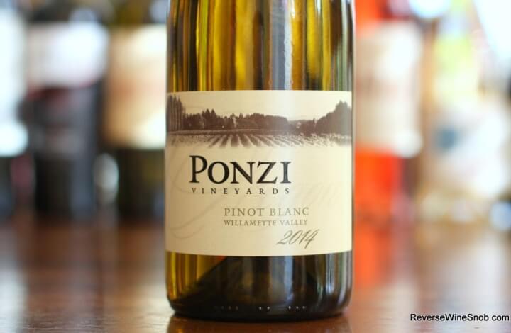 Ponzi Pinot Blanc - The Third Pinot