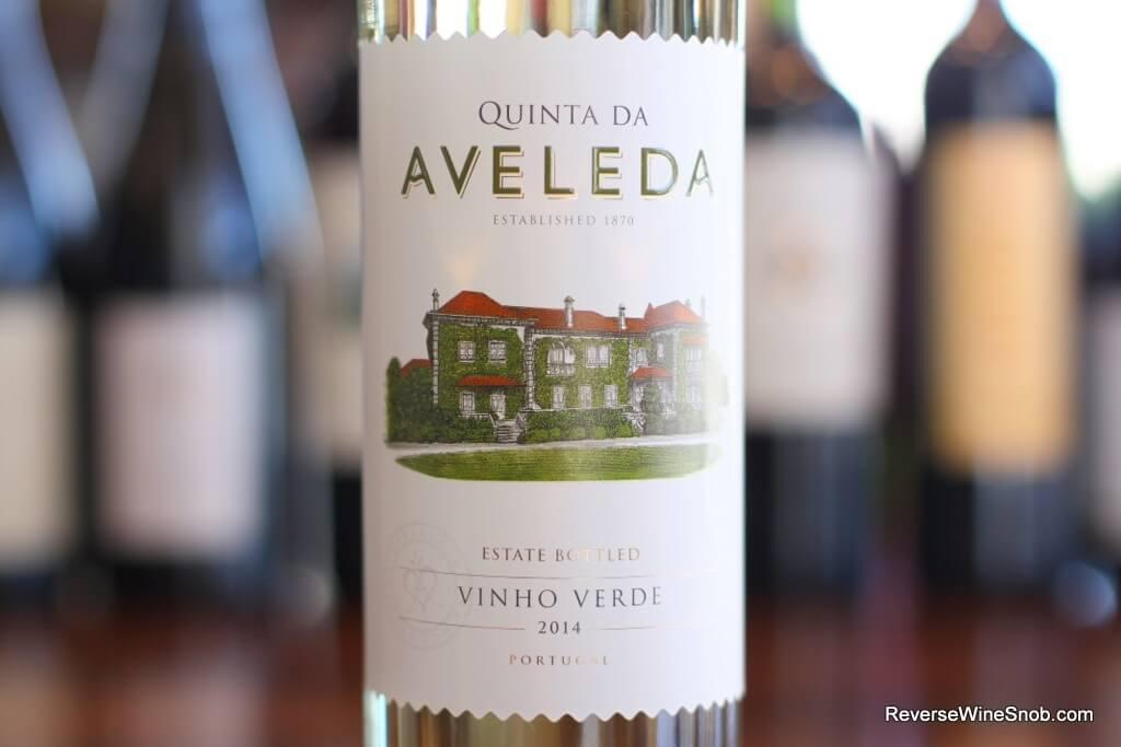 Quinta da Aveleda Vinho Verde - BOOM!