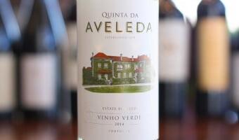 Quinta da Aleveda Vinho Verde - BOOM!