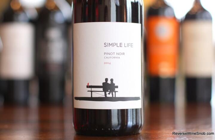 Simple Life Pinot Noir - Simply Good