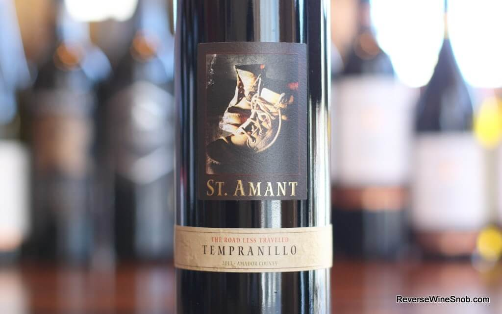St Amant Tempranillo - Truly Tempting