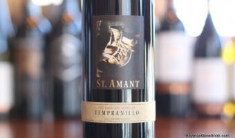 St Amant Tempranillo – Truly Tempting