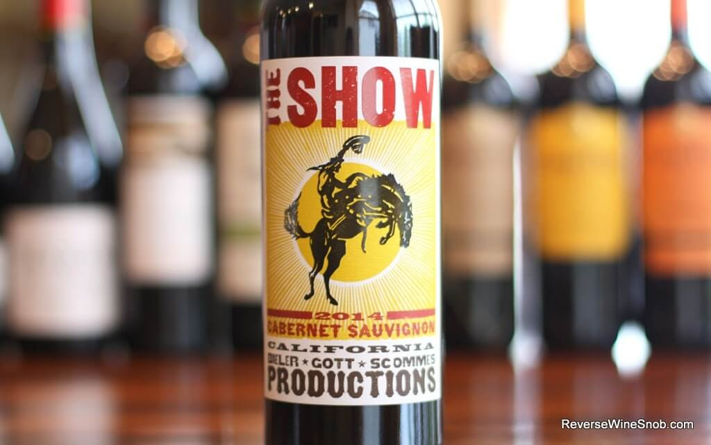 The Show Cabernet Sauvignon - A True American