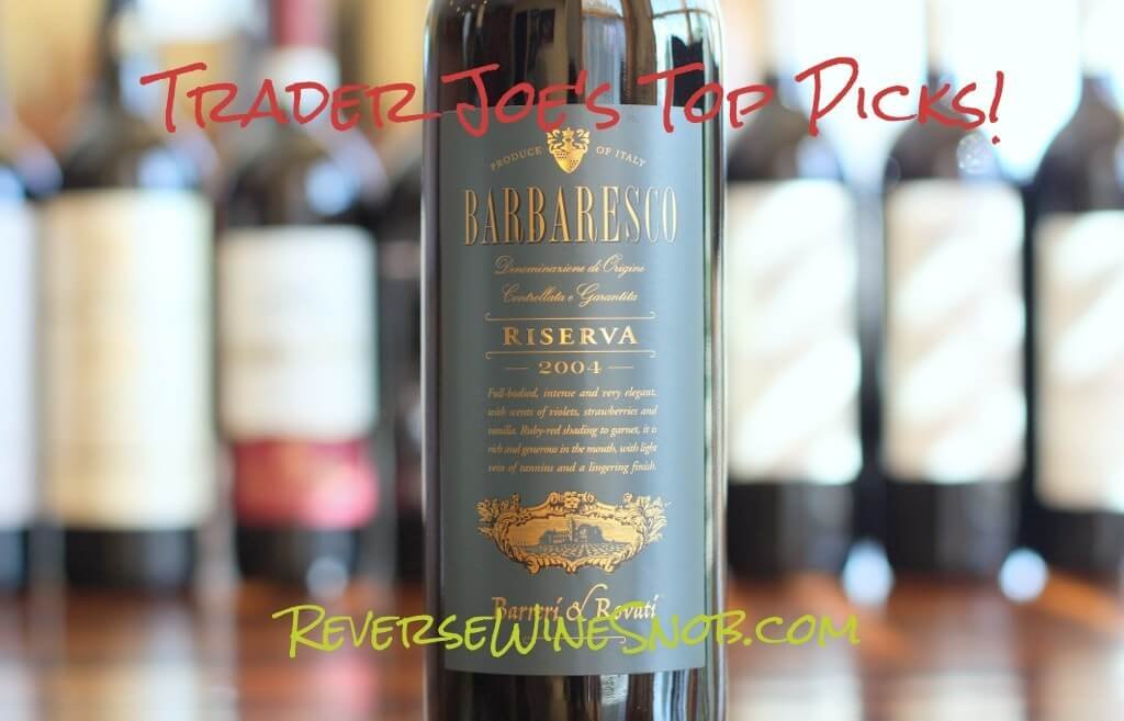 Barreri & Rovati Barbaresco Riserva - Big Time On A Budget