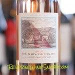 Bonny Doon Vin Gris de Cigare Rosé - Fantastic!