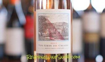 Bonny Doon Vin Gris de Cigare Rosé – Fantastic!