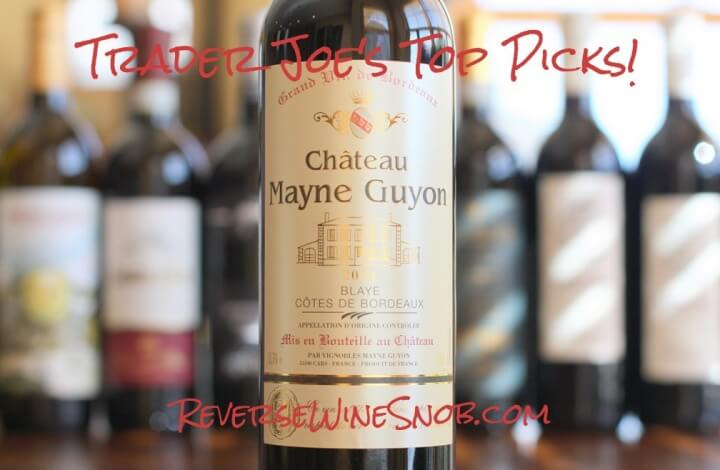 Chateau Mayne Guyon - Old Reliable