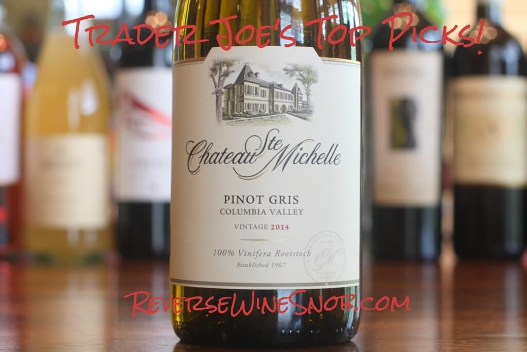 Chateau Ste Michelle Pinot Gris - Easy All Around