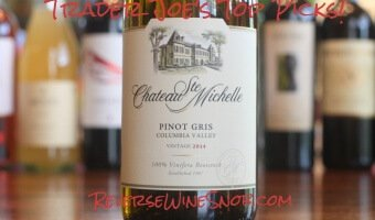 Chateau Ste Michelle Pinot Gris – Easy All Around