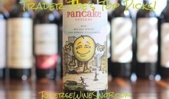 Pancake Cellars Big Day White - A Big Talker
