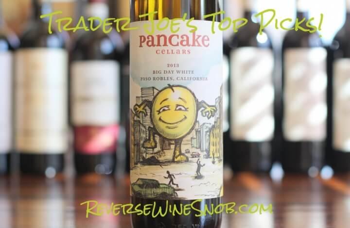 Pancake Cellars Big Day White - A Big Talker
