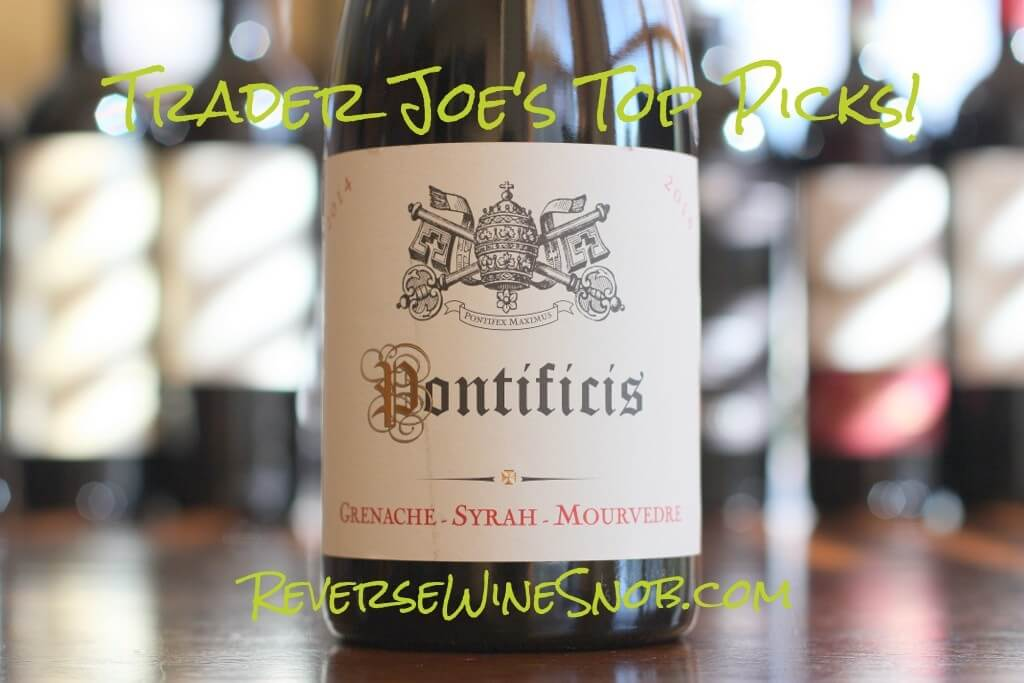 Pontificis - A GSM Blend for the Masses
