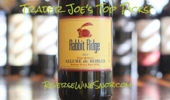 Rabbit Ridge Allure de Robles - A Rhone Clone