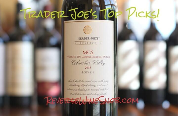 Trader Joe's Reserve MCS - A Solid Blend