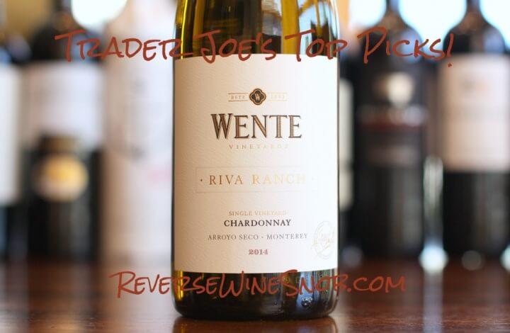 Wente Riva Ranch Chardonnay - Smooth and Balanced