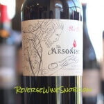 Matchbook The Arsonist Red Blend - Explosively Good