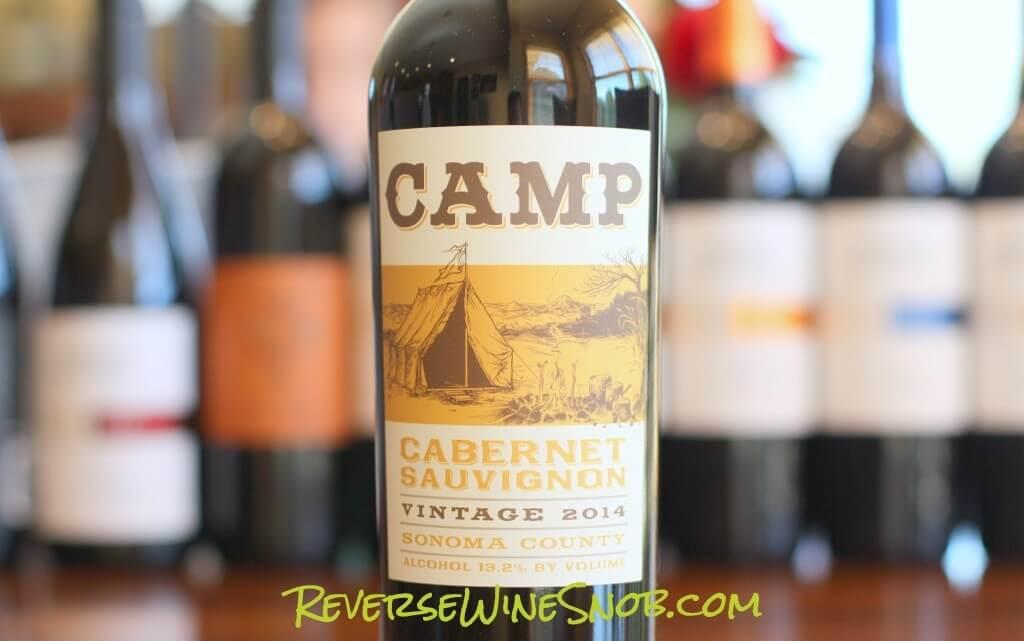 Camp Cabernet Sauvignon - Wildly Good