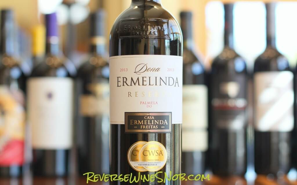 Dona Ermelinda Reserva - Big and Tasty