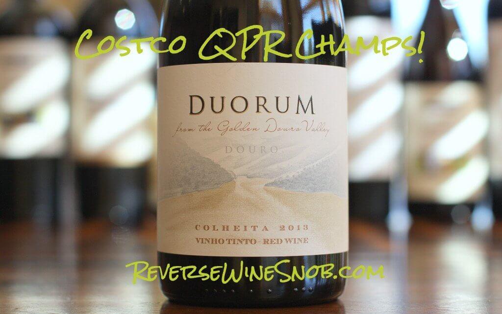 Duorum Douro Colheita- Tannic and Delicious