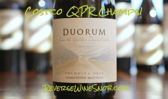 Duorum Douro - Tannic and Delicious