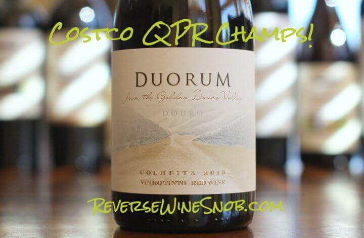 Duorum Douro - Tannic and Delicious
