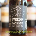 Folk Machine Parts & Labor Red Wine – No Fairytale