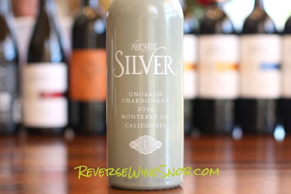 Mer Soleil Silver Unoaked Chardonnay - A Dandy