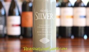 Mer Soleil Silver Unoaked Chardonnay – A Dandy