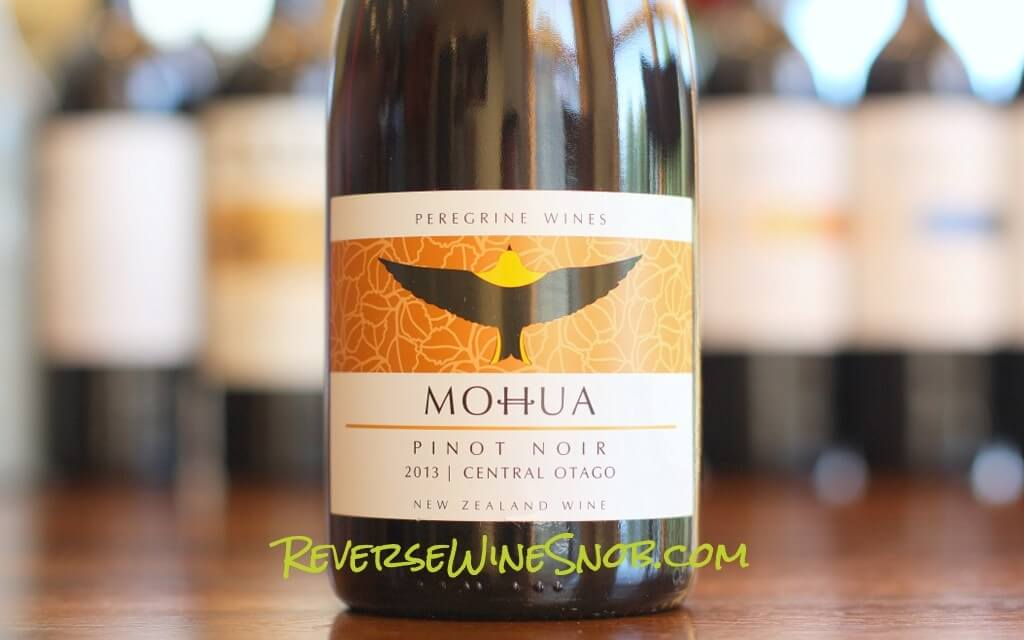 Mohua Pinot Noir - Most Tasty
