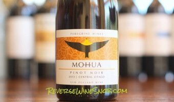 Mohua Pinot Noir - Most Tasty
